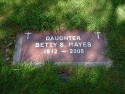 Betty S Mayes