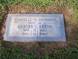 Isabelle Roden <i>Roddey</i> Baker