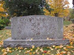 Isabel S <i>Cole</i> Blaisdell