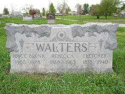 Joyce <i>Walters</i> Blunk