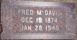 Fred Marion Davis