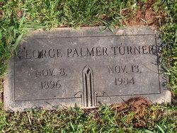 George Palmer Turner