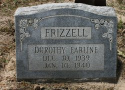 Dorothy Earline Frizzell