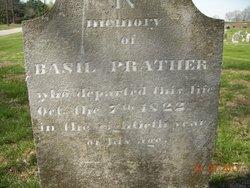Basil William Prather