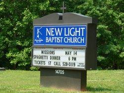 New Light Baptist Church Cemetery