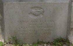 Nancy Ann <i>Seaman</i> Seymour