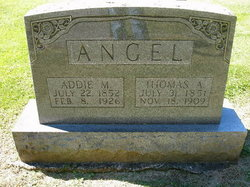 Permelia Adelade Addie <i>Miller</i> Angel