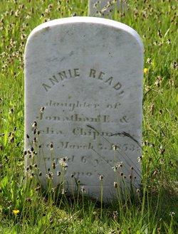 Annie Reed Chipman