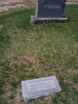 Ava K <i>Grant</i> Bradbury