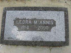 Leora M Annis