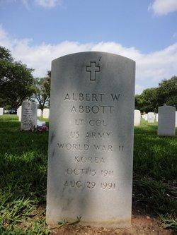 Albert William Abbott