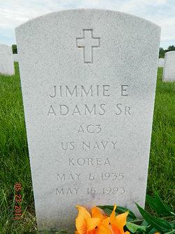 Jimmie E Adams, Sr