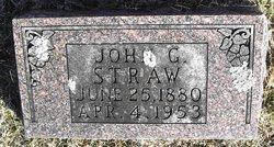 John Greenleaf Straw
