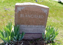 Mildred Millie <i>Harris</i> Blanchard