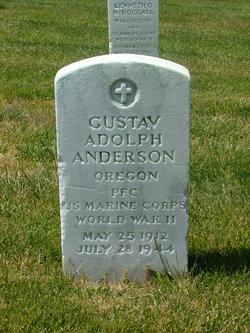 Gustav Adolph Anderson