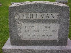 Perry E. Coleman