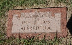 Alfred J.A. Bailey