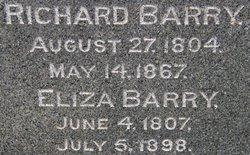 Eliza <i>Townsend</i> Barry