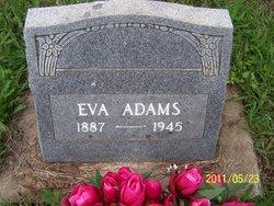 Eva <i>Jenkins</i> Adams