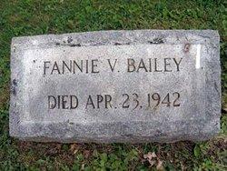 Frances Virginia Fannie Bailey