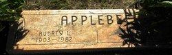 Audrey Lucille <i>Meeker</i> Applebee