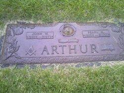 John W Arthur