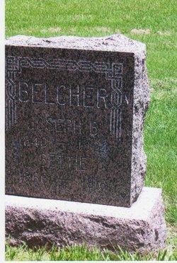Elizabeth Ann Anna <i>Mullins</i> Belcher