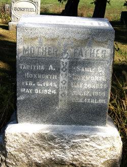 Tabitha Ann <i>Sampson</i> Hoxworth