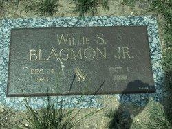 Willie Smith Blagmon, Jr
