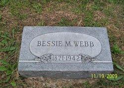 Bessie M. <i>Chamberlin</i> Webb