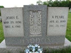 John Ezra Haddon