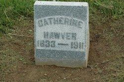 Catherine <i>Beackley</i> Hawver