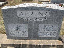 Sophie Katherine <i>Moellering</i> Ahrens