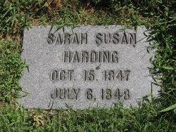 Sarah Susan Harding