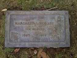 Margaret Lonie Margie <i>Henderson</i> Aztor Worley