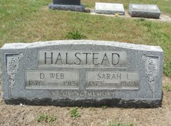 Daniel Webster Halstead, Sr