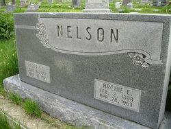 Archie E Nelson
