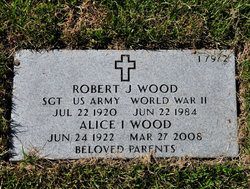 Alice I Wood