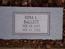 Edna <i>Sears</i> Baggett