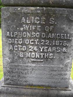Alice Sophia <i>Logee</i> Angell