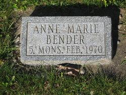 Anne Marie Bender