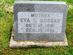 Eva C <i>Shelton</i> Morgan