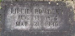 Lillie <i>Conner</i> Bradley