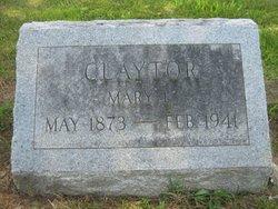 Mary Landon <i>Harris</i> Claytor