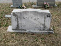 Evie B. <i>Copeland</i> Archer