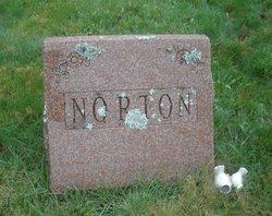 Agnes Bell (Lawson) <i>Alley</i> Norton