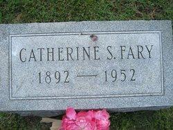 Catherine S Fary
