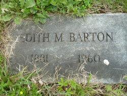 Edith Mae <i>Brandt</i> Barton