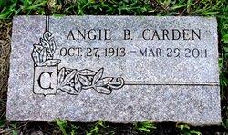 Angie Blye <i>Herrington</i> Carden