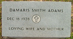 Catherine Damaris <i>Smith</i> Adams